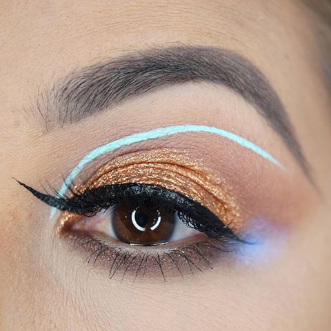 New Beauty Trend: Reverse winged liner is the newest makeup trend