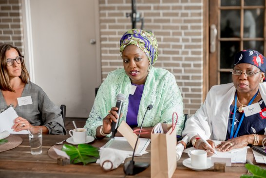 Facebook, MAC AIDS Fund, OkayAfrica partner with Africa's most powerful women to redefine leadership