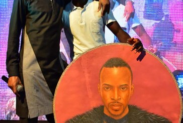 "9ice meets his biggest fan at legend's real deal experience ""Independence Day"" edition"
