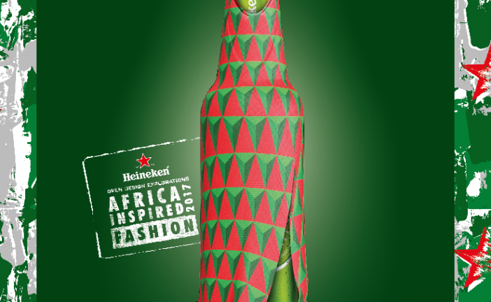 Heineken® set to inspire the world with its first ever African Inspired Fashion Collection at the Lagos Fashion Design Week 2017