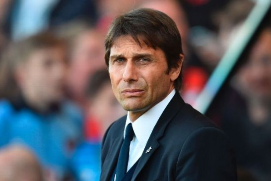 Conte blames Chelsea's injury woes on hectic schedule