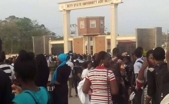 EKSU VC warns students to stay away from campus