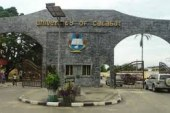 UNICAL reinstated suspended Law Prof.