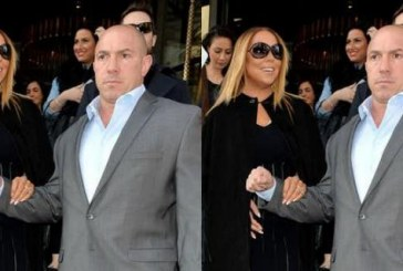 Mariah Carey Allegedly Accused of Sexual Harassment by Her Head Of Security