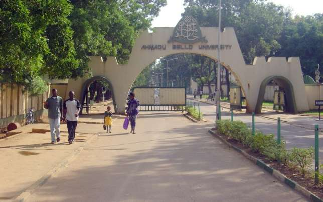 ABU ranked the best varsity in Nigeria