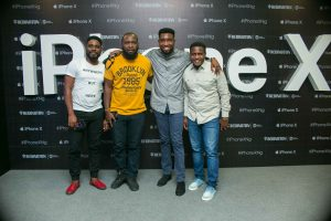 Timi Dakolo and guests