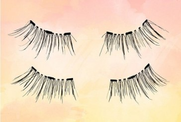 Magnetic False Lashes Are Finally Here