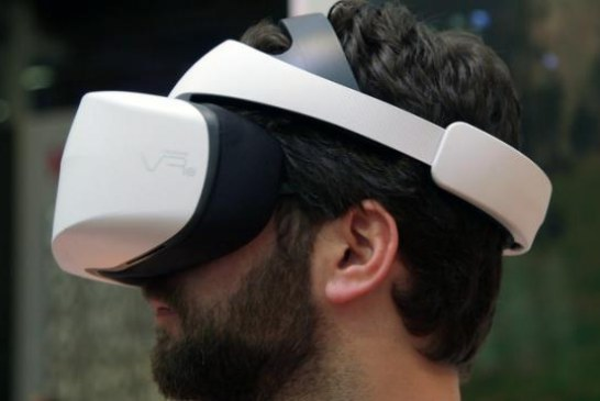 The Huawei VR2 is a stunningly comfortable virtual reality headset