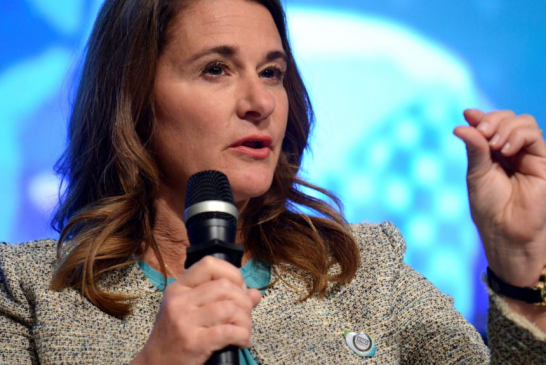 Melinda Gates Launches Initiative to Reduce Poverty With New Technology