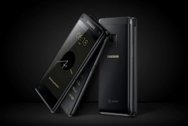 Samsung W2018 Android Flip Phone With Bixby Integration and F/1.5 Camera Lens Launched