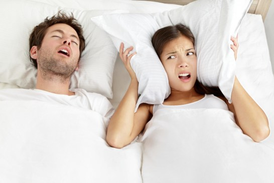 5 Ways to Cope with a Snoring Spouse