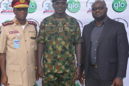 Glo Earns Commendation For Supporting Road Safety In Nigeria
