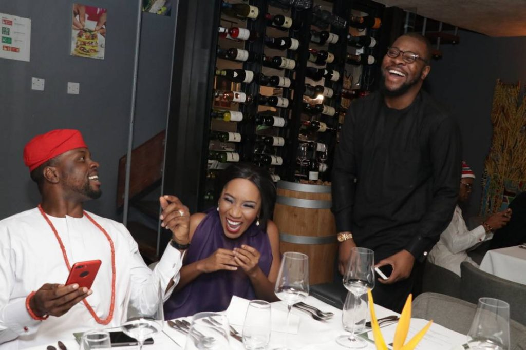 Photos from TFAA exclusive dinner