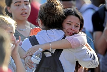 Another 'unspeakable tragedy' at a US school leaves 17 dead in Florida