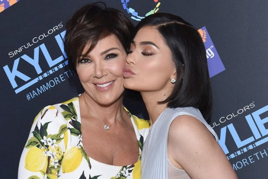 Did Kris Jenner just Secretly Revealed  Kylie's Baby's Name on Instagram?