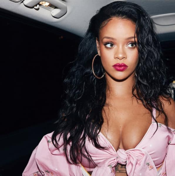 Birthday girl Rihanna spent the last day of her 20s in an 'I hate Rihanna' T-shirt