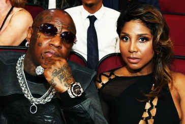 Toni Braxton Confirms her Engagement to Birdman, Shows Off Her Massive New Ring