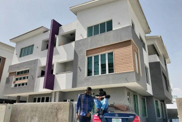 Singer  Kiss Daniel Buys Himself a New Crib