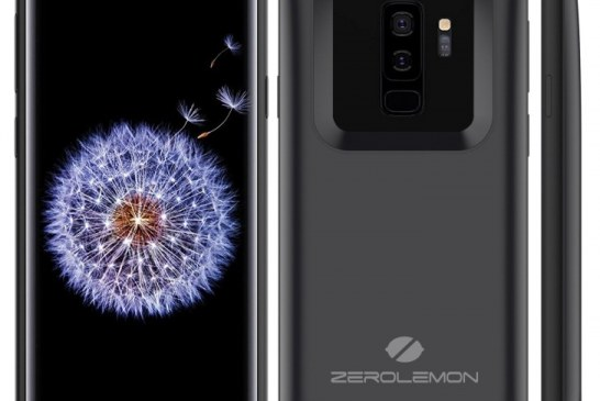 Samsung Galaxy S9+  Doubles Battery Life With New 5,200 Mah Zerolemon Case