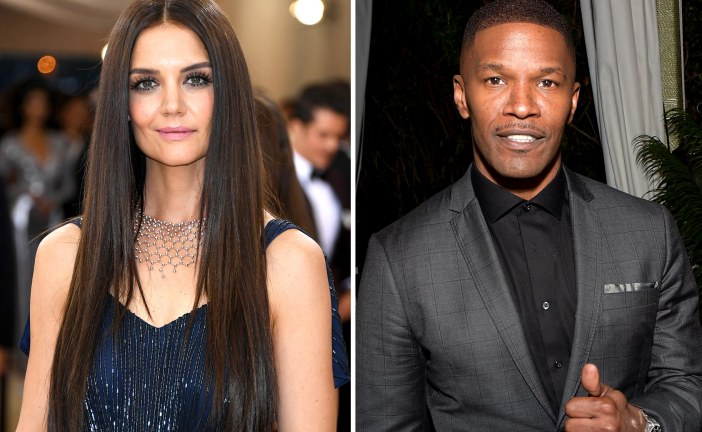 Katie Holmes and Jamie Foxx's Relationship Is on the Rocks Due to Another Woman
