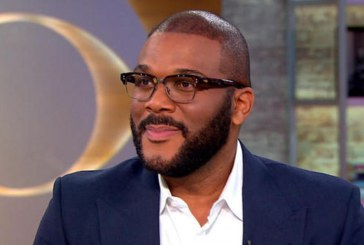 "Tyler Perry Speaks On His ""Bidding War"" With Blue Ivy"