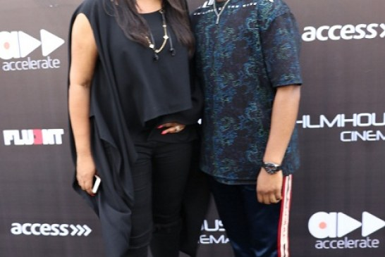 Kemi Adetiba, D'Banj, Kunle Afolayan, others attend AccelerateTV's private screening of Pacific Rim with John Boyega