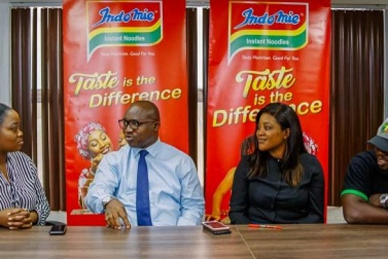 Indomie Noodles renews partnership with Fab-5 Initiative