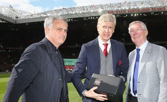 Sir Alex Ferguson, Man United give Arsene Wenger Touching Reception before Final Game at Old Trafford