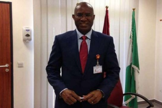 Suspended Senator breaks into NASS with thugs, steals mace