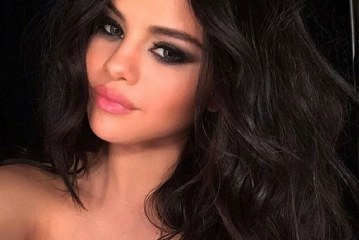 Selena Gomez Debut New Look: Shaved Part of Her head