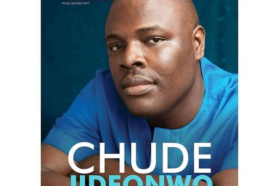 The Harbinger of Joy: Chude Jideonwo Covers latest edition of The Guardian Life Magazine
