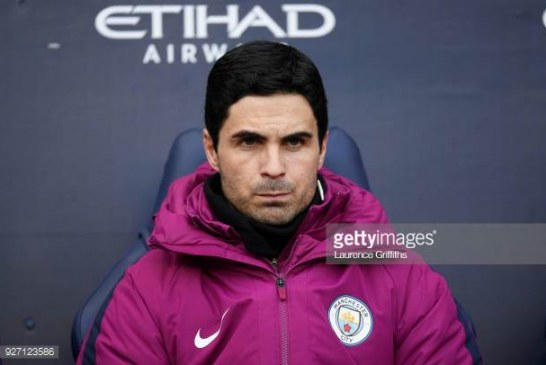 Arteta Agrees To Become New Arsenal Manager