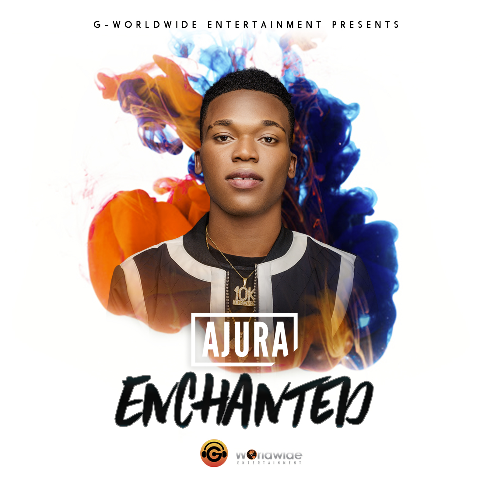 G-worldwide's Ajura Out With ''Enchanted''