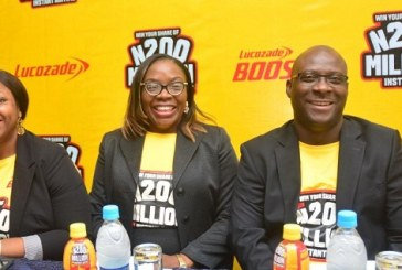 Lucozade Excites Consumers with N200million Airtime