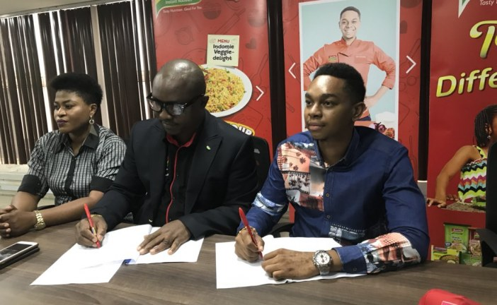 BBNaija 2017 Housemate Inks Indomie Noodles Endorsement Deal