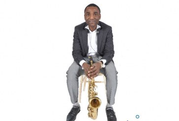 Gospel Music- Oj Sax (How Great Thou Art)