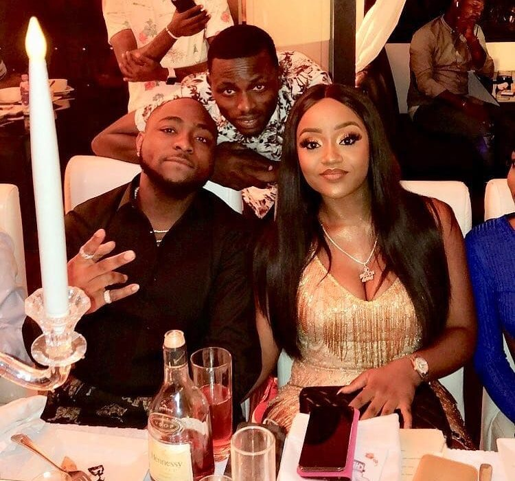 Davido Gifted His Girl Chioma Porsche as a Birthday Present