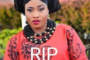 Tragedy In Nollywood As Actress Aisha Abimbola Dies.