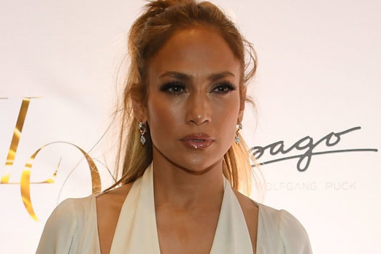 LAS VEGAS, NV - MAY 20:  Jennifer Lopez arrives at Spago at the Bellagio on May 20, 2018 in Las Vegas, Nevada.  (Photo by Denise Truscello/Getty Images for MGM Resorts International)