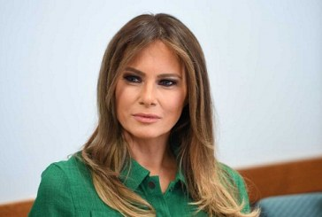 Melania Trump Treated for Benign Kidney Condition, in Hospital