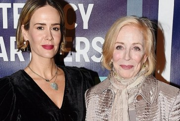 Here's What Sarah Paulson Has to Say About Gossip Surrounding Her Relationship with Holland Taylor