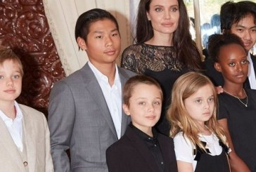 Angelina Jolie Is Reportedly in Danger of Losing Primary Custody of Kids