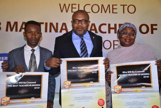 MTOTY 2018 Updates: TEACHERS ADVISED ON ENTRY GUIDELINES FOR 2018 MALTINA TEACHER OF THE YEAR