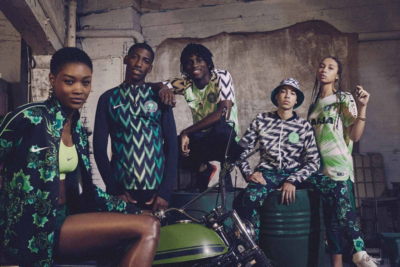 Super Eagles Jersey sells Out Immediately After Release
