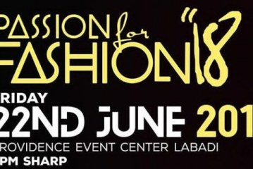 Abrantie De Gentleman, Quophi Akotuah And Others Set To Rock Passion For Fashion 2018