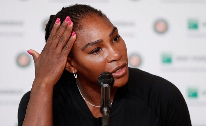 Breaking News:  Serena Williams withdraws from French Open