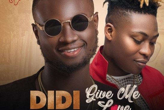 New Video; Didi feat Reekado Banks (Give Me Love)