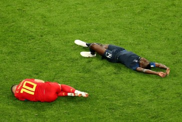 France Defeats Belgium To Reach World Cup Final
