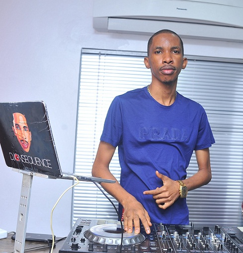 DJ Consequence performing at the launch of Facebook for Creators in partnership with Afrinolly