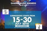 Ghana Music Awards South Africa Call for Entries